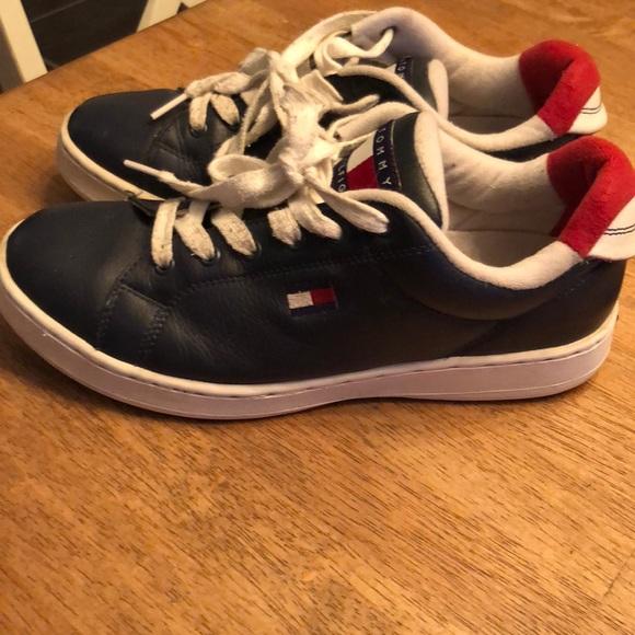 de0d0d254 Vintage Tommy Hilfiger sneakers. M 5a4d47a2077b9786ea027707